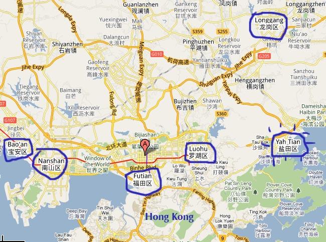 Yantian International Container Terminals